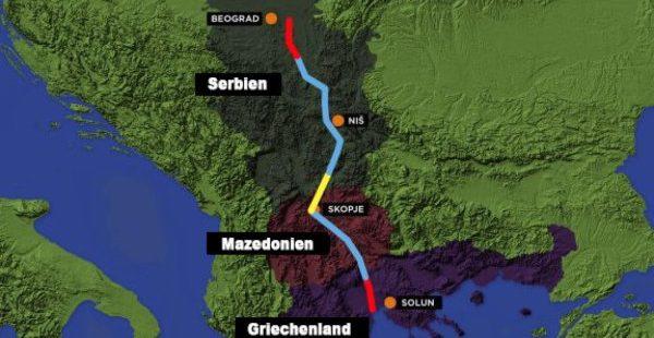 Gigantischer Kanal soll Donau und Mittelmeer verbinden