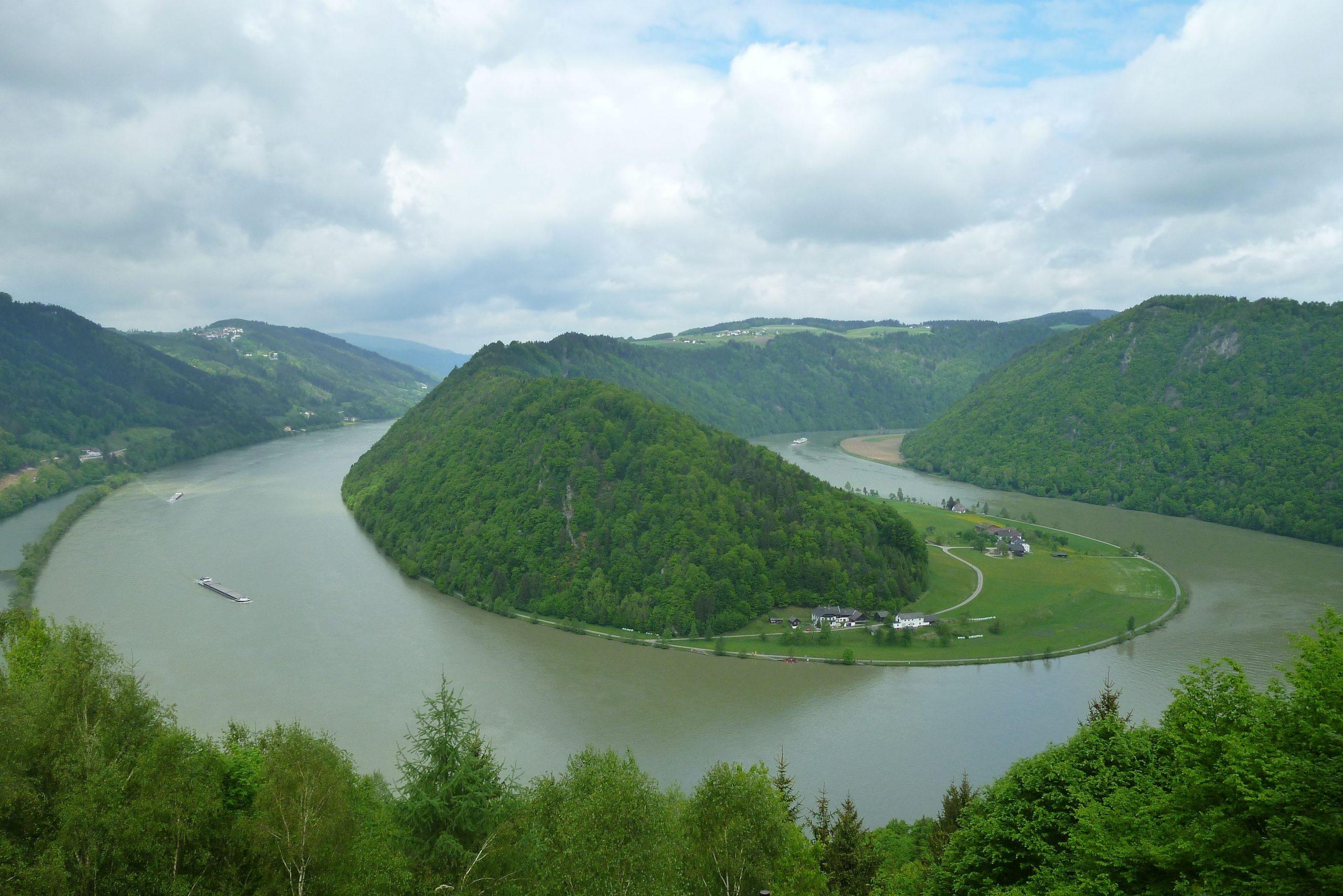 Donau - Schlögener Schlinge
